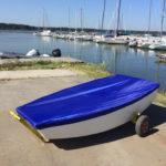Транспортировочный тент для лодки