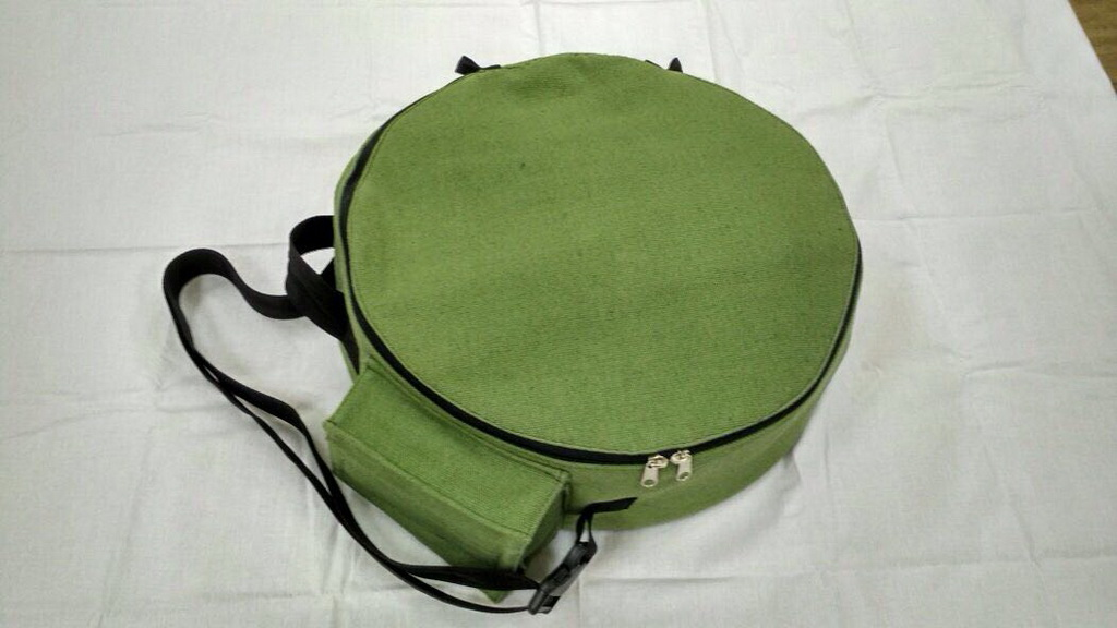 Пошив сумки для тренажера