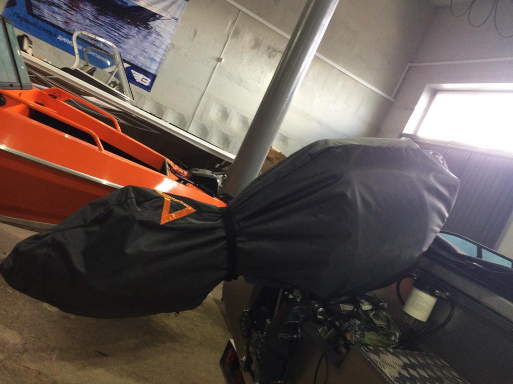 Чехол на мотор Yamaha 90