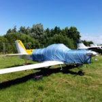 Тенты на самолеты