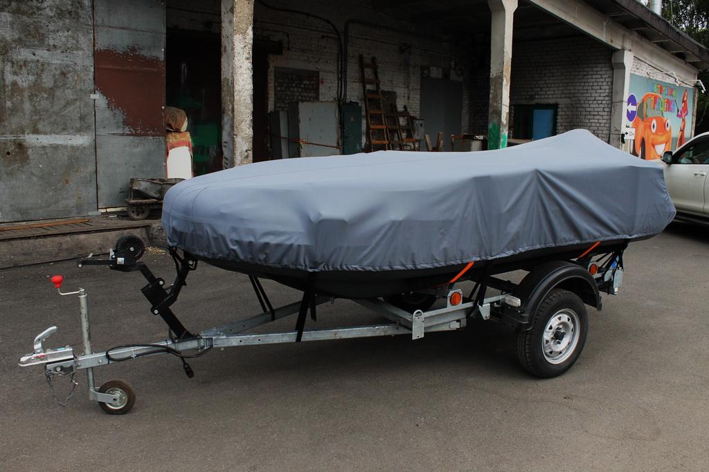 Транспортировочный тент на лодку «Skat»